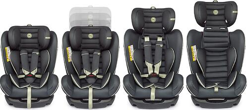 Автокресло Happy Baby Spector Black (10)