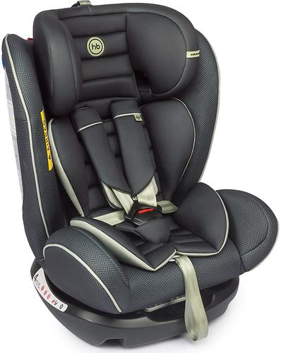 Автокресло Happy Baby Spector Black (9)