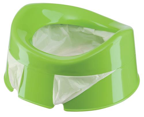 Набор одноразовых сменных пакетов Happy Baby для дорожного горшка Potty Liners (8)