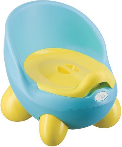 Горшок детский Happy Baby Ergo Potty Blue (3)