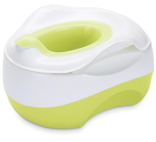 Горшок детский Happy Baby X-POT Green (3)