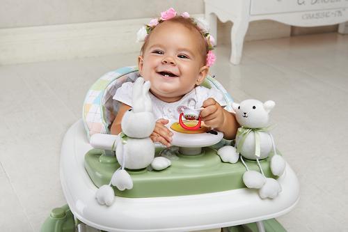 Уценка! Ходунки Happy Baby Smiley Yellow (12)