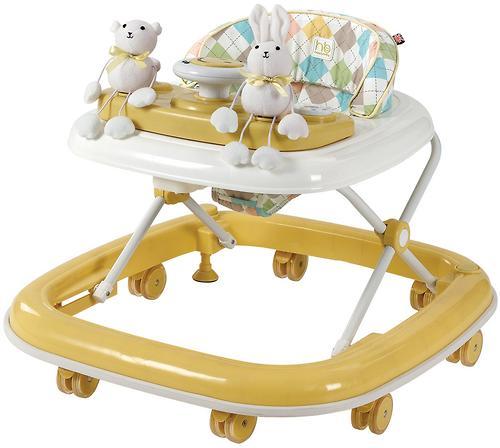 Уценка! Ходунки Happy Baby Smiley Yellow (8)