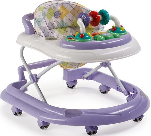 Ходунки Happy Baby Smiley V2 Lilac (9)