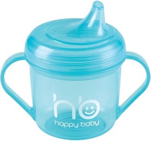 Поильник с ручкой Happy Baby 170 мл DRINK UP Blue (1)