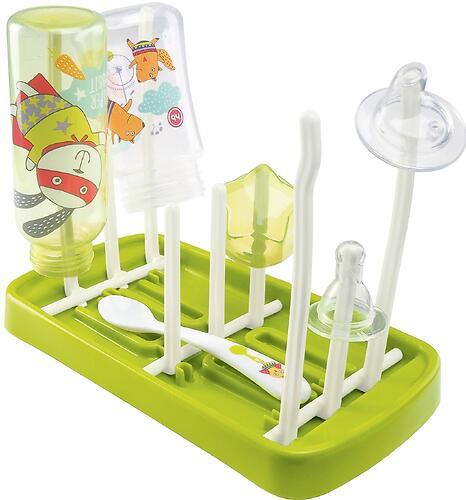 Сушка для бутылочек и аксессуаров Happy Baby Foldable Drying Rack (5)