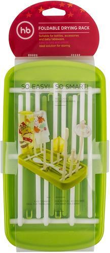 Сушка для бутылочек и аксессуаров Happy Baby Foldable Drying Rack (8)