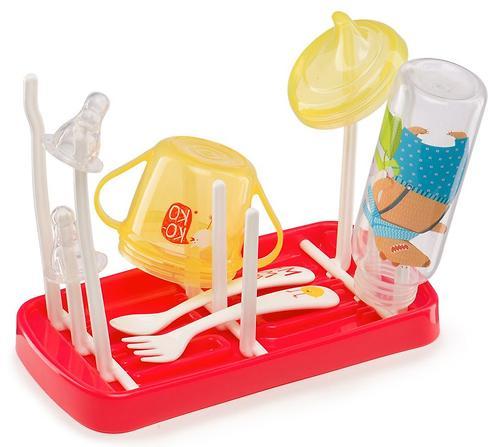Сушка для бутылочек и аксессуаров Happy Baby Foldable Drying Rack в ассортименте (9)