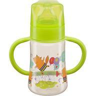 Бутылочка Happy Baby с широким горлышком Baby Bottle 250 мл Салатовый