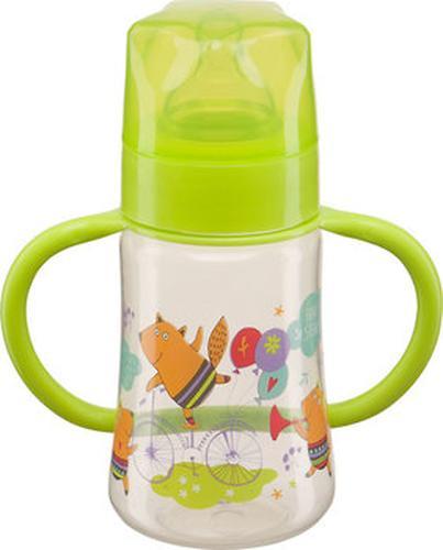 Бутылочка Happy Baby с широким горлышком Baby Bottle 250 мл Салатовый (3)