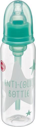 Бутылочка Happy Baby Baby антиколиковая с силиконовой соской 250мл (4)
