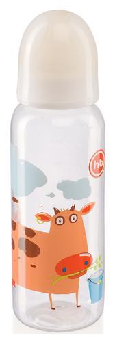 Бутылочка Happy Baby Baby Bottle с латексной соской 250мл 10018 в ассортименте (7)