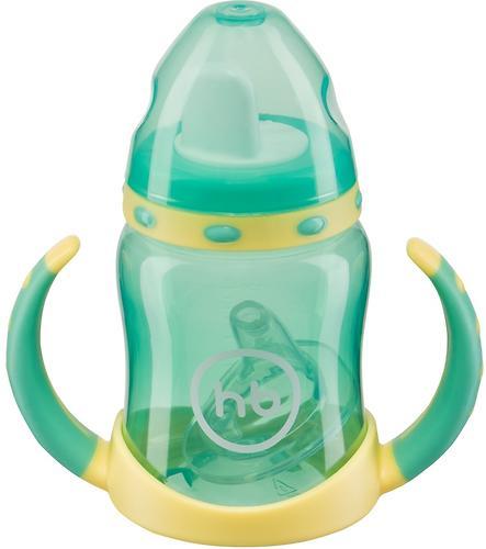 Поильник Happy Baby с двумя тренировочными клапанами Feeding Cup Mint (5)