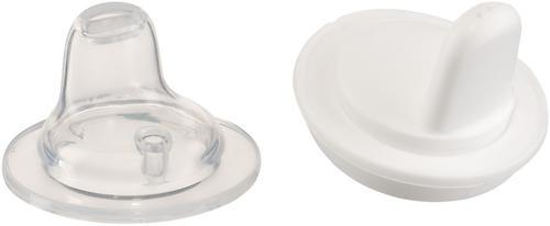 Поильник Happy Baby с двумя тренировочными клапанами Feeding Cup Mint (8)