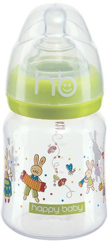 Бутылочка Happy Baby для кормления Funny Bunny (1)