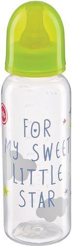 Бутылочка Happy Baby Baby Bottle с латексной соской 250мл (4)