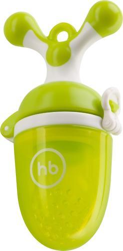 Ниблер Happy Baby силиконовый Nibbler Twist Lime (5)
