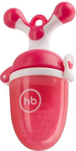 Ниблер Happy Baby силиконовый Nibbler Twist Red (5)