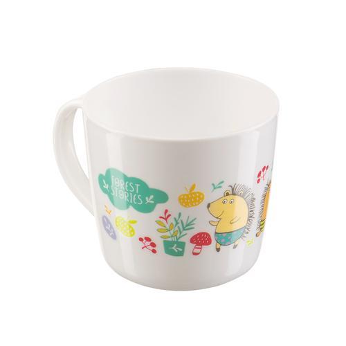 Тренировочная кружка Happy Baby Training cup с Красной крышкой (10)