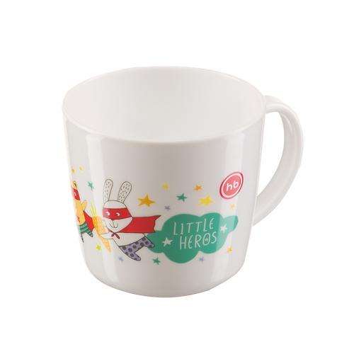 Тренировочная кружка Happy Baby Training cup с Красной крышкой (13)