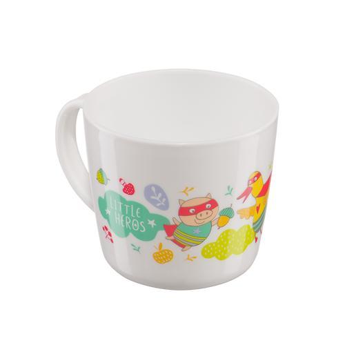 Тренировочная кружка Happy Baby Training cup с Красной крышкой (12)