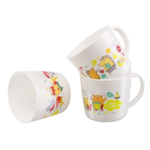 Тренировочная кружка Happy Baby Training cup с Красной крышкой (14)