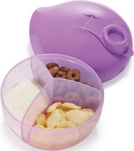 Контейнер-дозатор для сухих смесей Happy Baby Powdered Milk Container в ассортименте (10)