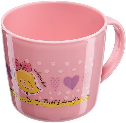 Чашка Happy Baby 200мл Baby Mug pink (1)