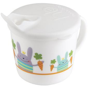 Тренировочная чашка с крышкой Happy Baby Traning Cup - Minim