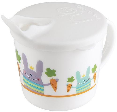 Тренировочная чашка с крышкой Happy Baby Traning Cup (3)