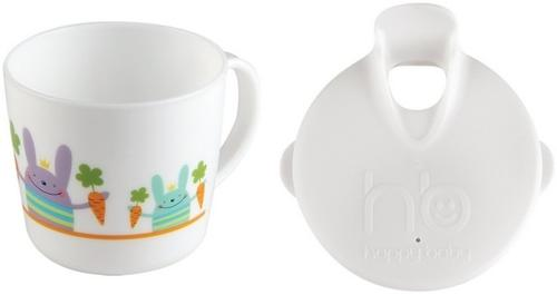 Тренировочная чашка с крышкой Happy Baby Traning Cup (4)