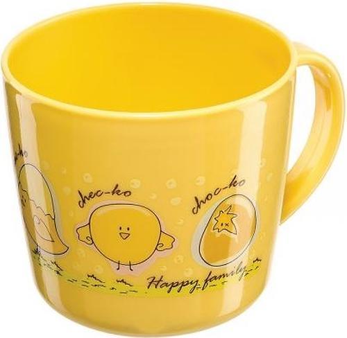 Чашка Happy Baby 200 мл Baby Mug yellow (1)