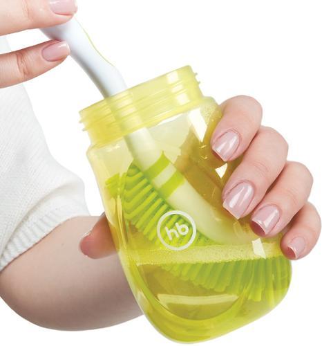 Щётка для бутылочек и сосок Happy Baby 11016 (8)