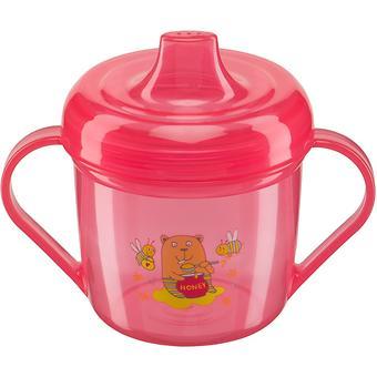 Поильник Happy Baby Training Cup Red - Minim