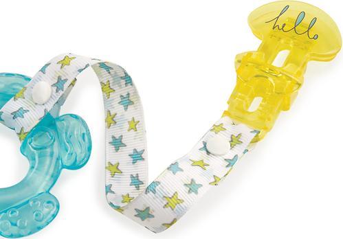 Держатель Happy Baby для пустышки Pacifier Holder в ассортименте (6)