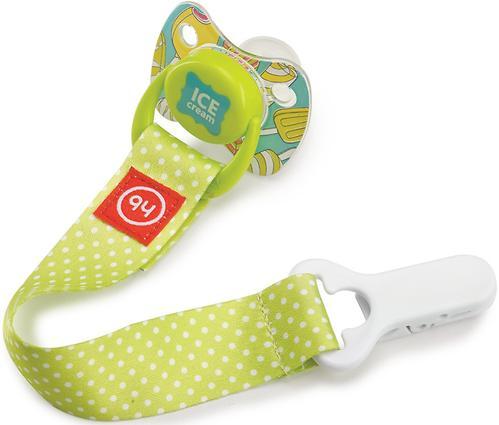 Держатель Happy Baby для пустышки Pacifier Holder 11018 (6)