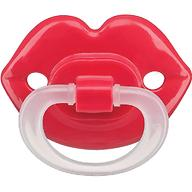 Соска-пустышка Happy Baby Baby силиконовая ортодонтическая Губки