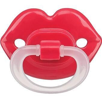 Соска-пустышка Happy Baby Baby силиконовая ортодонтическая Губки - Minim