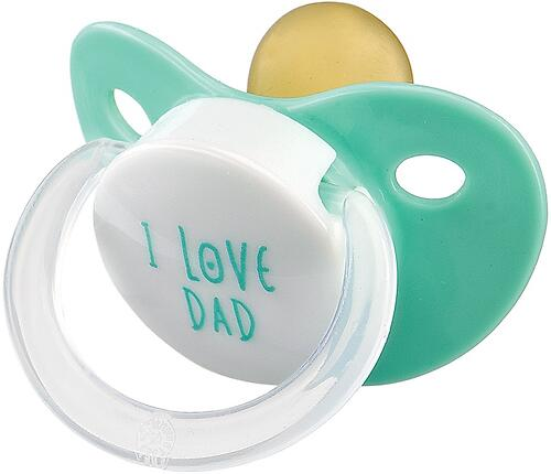 Соска-пустышка Happy Baby Baby латексная Mint (4)