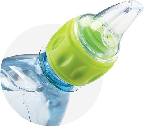 Соска-поильник для бутылок Happy Baby Silicone Spout For Bottles силиконовая (9)