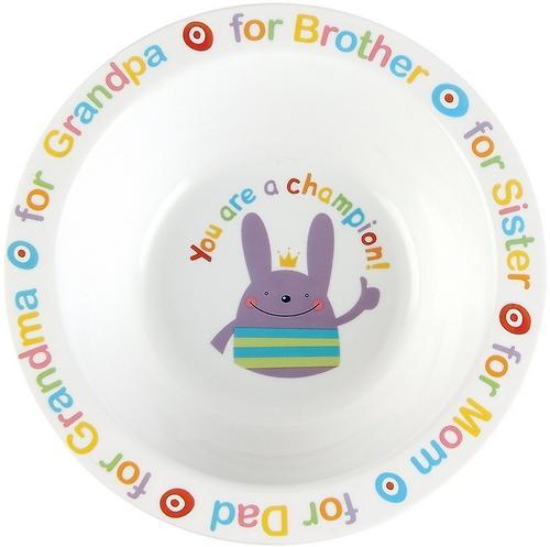 Глубокая тарелка Happy baby для кормления Rusty-Champion (3)