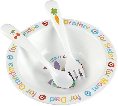 Глубокая тарелка Happy baby для кормления Rusty-Champion (4)