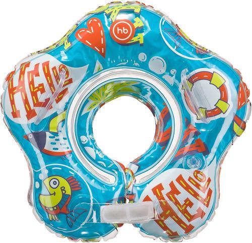 Круг Happy baby для плавания DOLFY музыкальный (1)