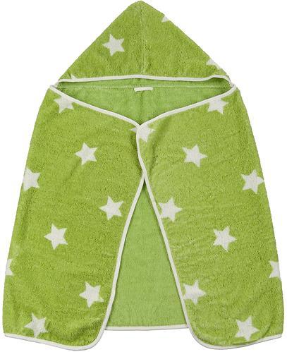 Полотенце с капюшоном Happy Baby Fluffy Green (3)