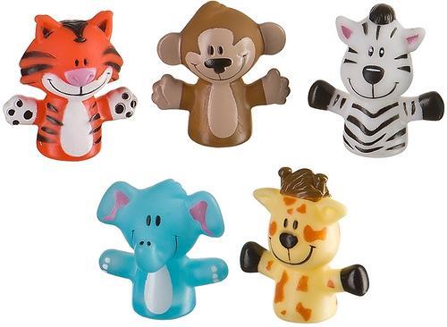 Набор игрушек на палец Happy Baby Fun amigos (5)