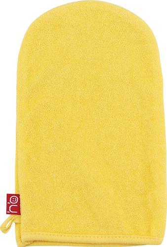 Мочалка-рукавичка для купания Happy Baby Wash and Bath Yellow/Lime (1)