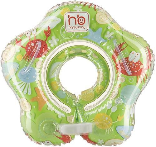 Круг на шею для купания Happy baby Swimmer +0-12мес. (1)