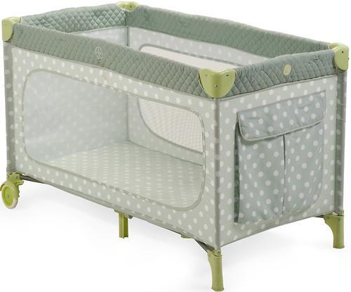 Манеж-кровать Happy Baby Martin Gray (9)