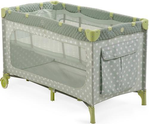 Кровать-манеж Happy Baby Martin Rose (9)
