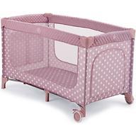 Кровать-манеж Happy Baby Martin Rose